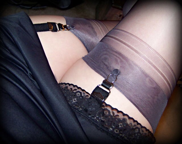 Skimpy skirts stockings mature