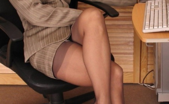 Secretary Ready For Dictation
